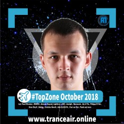 Alex NEGNIY - Trance Air - #TOPZone of OCTOBER 2018