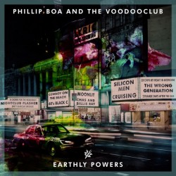 №663: Phillip Boa and The Voodooclub, Quartiere Coffee, British Sea Power, Chairlift и September Girls