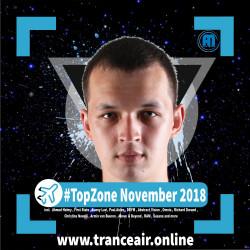 Alex NEGNIY - Trance Air - #TOPZone of NOVEMBER 2018