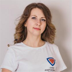 #19 Анастасия Эльфенбайн (Ресурсный центр развития добровольничества)