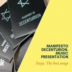 MANIFESTO DECENTURION. Music presentation. Enya. The best songs