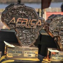 AFRICA ECO RACE 2019. СУ 11 и 12