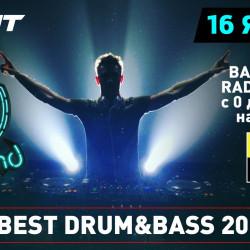 Bassland Show @ DFM (16.01.2019) - Best Drum&Bass 2018 - Part 4