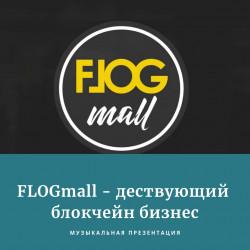 FLOGmall - дествующий блокчейн бизнес. Музыкальная презентация