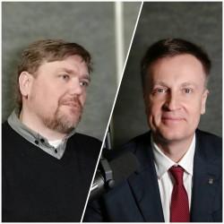 З Валентином Наливайченком про Крим, річницю загибелі Чорновола за кілька днів до виборів