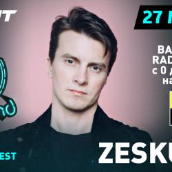 Bassland Show @ DFM (27.03.2019) - В гостях проект Zeskullz с презентацией новых треков!