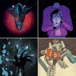 «На панелях». Выпуск 34: Love, Death & Go-Bots