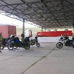 Жестокие реалии монгольской государственной границы - репортажи с колес.