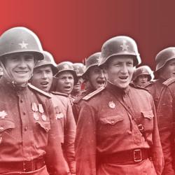 Война: Красная армия наступает. Немец бежит без оглядки. Радио REGNUM