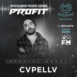 Bassland Show @ DFM (11.12.2019) - Special guest Cvpellv. Dubstep, Trap, Future Beats