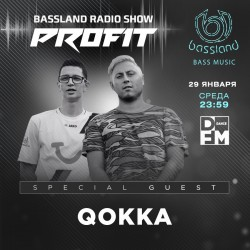 Bassland Show @ DFM (29.01.2020) - Special guest Qokka. Dubstep, Trap, Hardstyle, Bass House