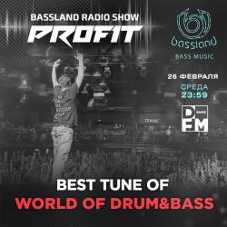 Bassland Show @ DFM (26.02.2020) - Лучшие треки участников фестиваля World of Drum&Bass (29.02.2020) - drum.ru