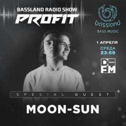Bassland Show @ DFM (01.04.2020) - Special guest Moon-Sun