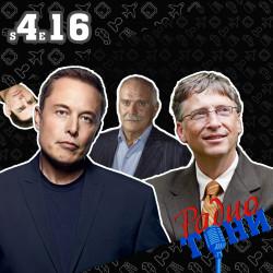 s4e16. Илон Маск покидает планету, потому что Билл Гейтс - предвестник конца света