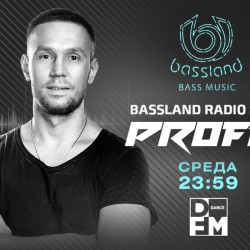 Bassland Show @ DFM (08.01.2020) - Special guest The Dual Personality. Bass music
