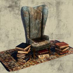 История старого кресла