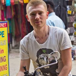 Блоггер-путешественник