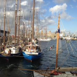 20-й международный морской фестиваль в Бресте