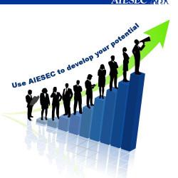 Выпуск 1: Возможности от организации AIESEC