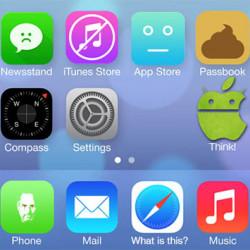 Очередные Apple-гадости в преддверии презентации.