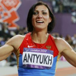 О легкой атлетике и не только с Натальей Антюх