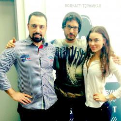 Легендарный YOAV в гостях у Дарьи и Николая