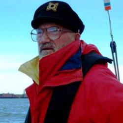 Олимпийский поход яхты Онега