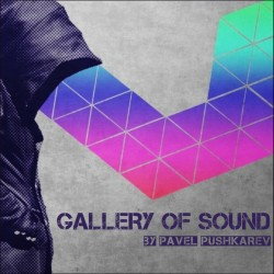 Pavel Pushkarev - GALLERY OF SOUND 011 (Special Deep House Mix by Dj Quincy Ortiz (USA))