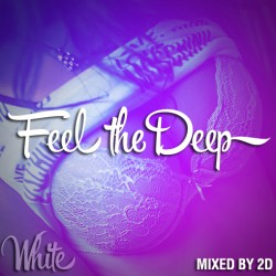 2D - Feel The Deep (White)