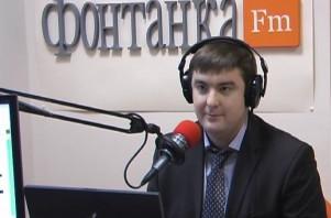 Директор центра поддержки иразвития предпринимательства, Ростислав Шипицын рассказывает оразвитии молодежного предпринимательства (256)