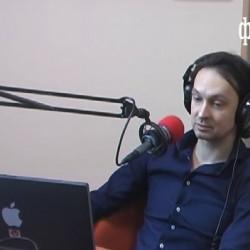 Утренний гость радиостанции Фонтанка— актер Сергей Янковский (263)