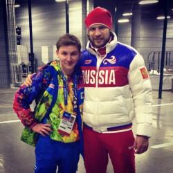 Евгений Деляев - Волонтер Универсиады 2013 и Олимпиады 2014