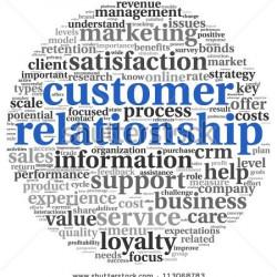 Фишка не в продажах, а в отношениях с клиентом.