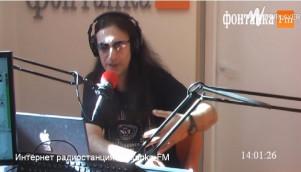 Лидер группы ROYAL HUNT, Андре Андерсен дал интервью радиостанции ФонтанкаФМ (275)