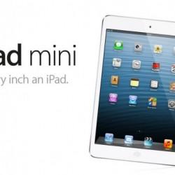 Apple представила iPad 4иiPad mini