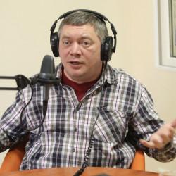 Писатель, телеведущий Герман Садулаев нарадио ФонтанкаФМ (28)