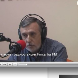 Осудьбе Янтарной комнаты рассказывает писатель Александр Мосякин (032)