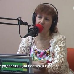 Всемирный день отказа откурения вутреннем эфире нарадио ФонтанкаФМ (305)