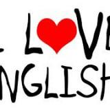 Я люблю английский