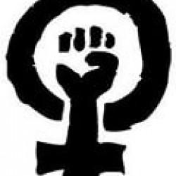 Демонизация мужчин и идеализация женщин.