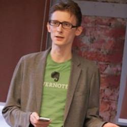 20. Родион Насакин. Evernote. Как продвигать Productivity-приложения.