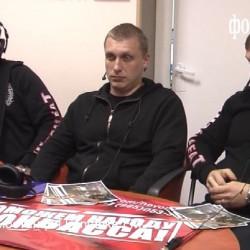 Байкеры Петербурга отправляют гуманитарную помощь вДонбасс. Рассказывают члены клуба Штрафбат. (354)