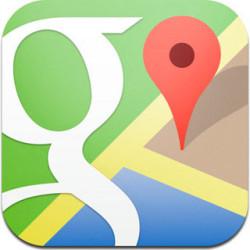 Google Maps вернулись наiOS