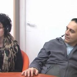 Знаменитый перкуссионист Йоэль Гонсалес ипевица Полина Фрадкина дали интервью Фонтанке.FM (363)