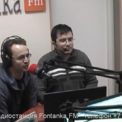"""Петербургская рок-группа """"Крекерс"""" встудии вгостях уЖени Глюкк (092)"""