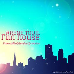 Fun house @SundayUp market