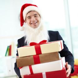 Курс корпоративного Деда Мороза