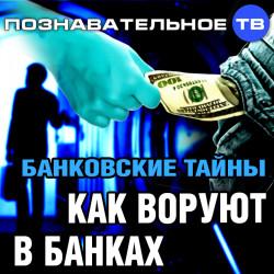 Банковские тайны: Как воруют в банках (Познавательное ТВ, Елена Рычкова)