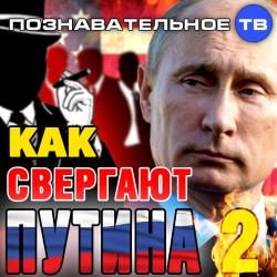 Как свергают Путина 2 (Познавательное ТВ, Евгений Фёдоров)