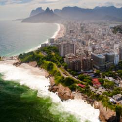 Бразилия. Феерическая и фантастическая страна